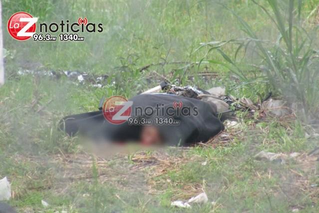 Hallan un ejecutado en el Fraccionamiento La Luz de Jacona