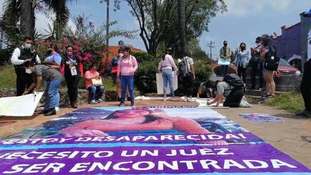 Encuentran sin vida a Jessica González