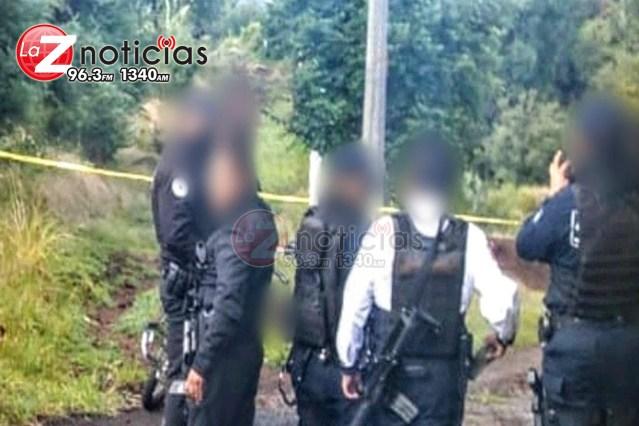 Hallan a hombre asesinado cerca de la carretera Morelia-Quiroga
