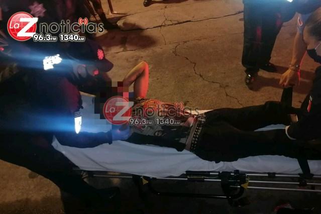 """Tres baleados y una mujer """"levantada"""" en hechos violentos en el Centro de Morelia"""