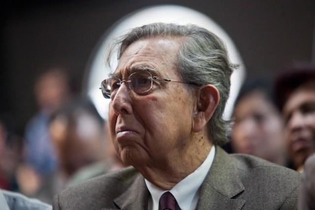 AMLO revela que Cuauhtémoc Cárdenas padece Covid; desea su pronta recuperación