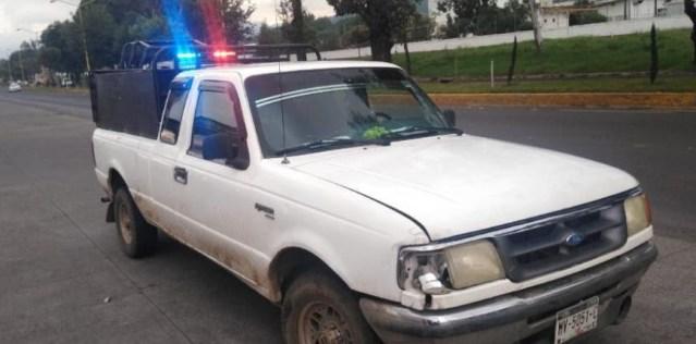 En labor operativa, asegura SSP a uno en posesión de vehículo con reporte de robo