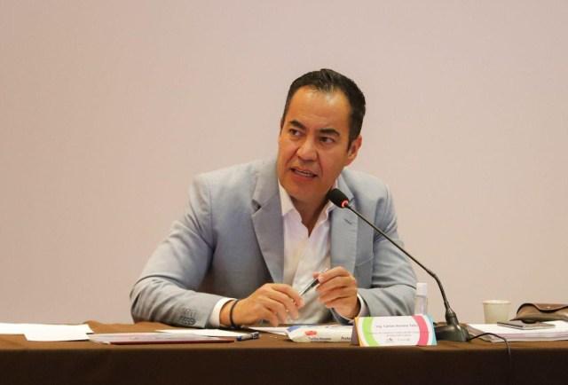 Armas incautadas deben entregarse a fuerzas estatales y municipales, propone Carlos Herrera