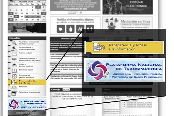 Fomentar la transparencia y el acceso a la información, prioridad para el Poder Judicial de Michoacán