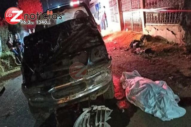 Eran menores de edad los involucrados en accidente que dejó 5 muertos y un herido en Turirán