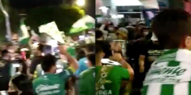 Pide gobernador de Guanajuato a la afición de León ser prudentes