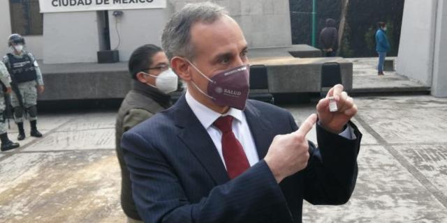 SSa: Cobertura para aplicar vacuna en todo México, en segunda semana de enero