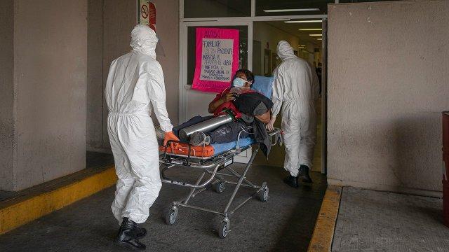 México suma un millón 175 mil 850 contagios de Covid; hay 109,717 muertes