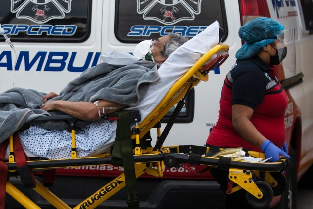 México llega a un millón 250 mil casos de Covid; hay 113,953 muertes