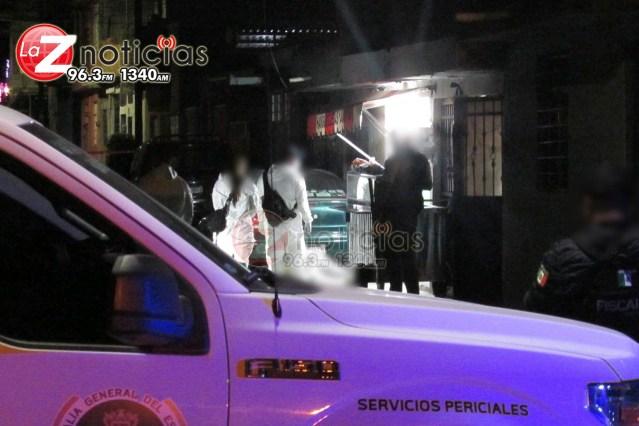 Muere mujer, víctima de atentado en la Wenceslao Victoria