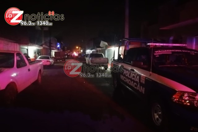 Conductor de camioneta es muerto a balazos en Uruapan