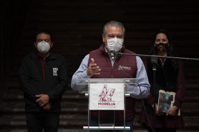 Gobierno de Raúl Morón ha llevado a Morelia a alcanzar distinciones nacionales e internacionales