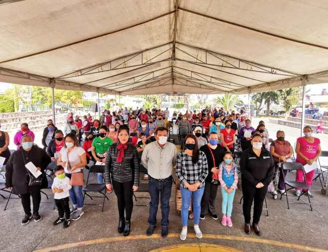 Concluye Gobierno de Morelia ejercicio 2020 del programa Bienestar Alimentario para Madres Jefas de Familia