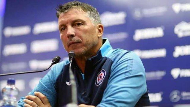 """Robert Dante Siboldi anuncia que deja a Cruz Azul: """"Fue un honor"""""""