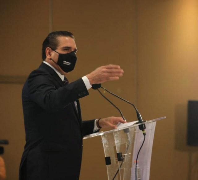 «Un poco ridículo lo que dice Raúl Morón que el Estado no quiere entrarle a la seguridad en Morelia»: Silvano Aureoles
