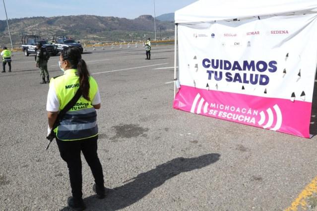 Cuidar la salud, prioridad en esta temporada navideña en Michoacán