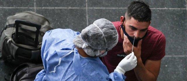 México suma 136,917 muertes por Covid y un millón 571 mil contagios