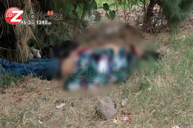 Dos sinaloenses son muertos a balazos en Francisco Sarabia de Jiquilpan