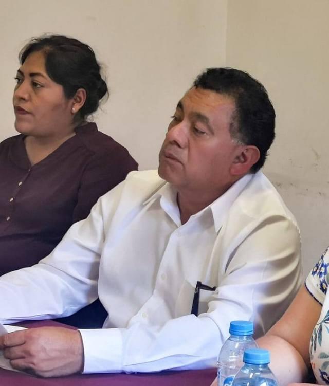 Fermín Bernabé Bahena busca ser candidato a diputado federal para defender la 4T