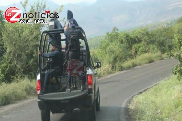 Encuentran cadáver baleado junto a carretera Puruándiro-Cuitzeo