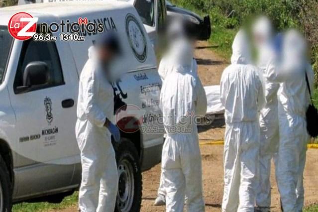 Encuentran a hombre muerto en el municipio de Tarímbaro