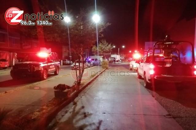 Hombre queda malherido al ser baleado en Uruapan