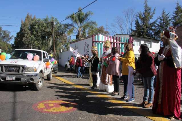 Arranca DIF Morelia entrega de juguetes en colonias y comunidades marginadas