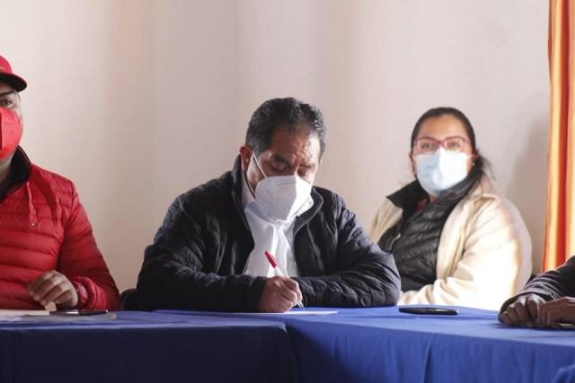 Convoca Lupillo Aguilera a Federación al rescate del Lago de Pátzcuaro