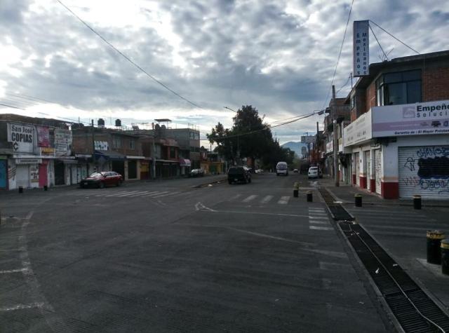 Comerciantes responden favorablemente a medidas sanitarias en Morelia