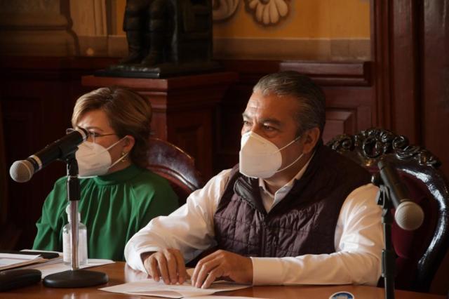 Gobierno de Morelia aprueba cuenta pública 2020, Raúl Morón reitera apoyo a población por pandemia