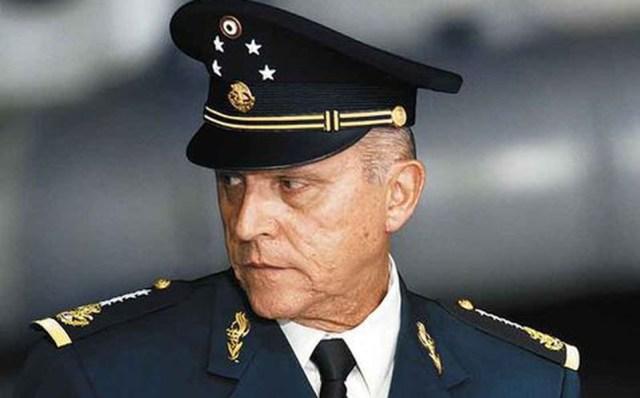 EU «se rajó» de llevar a juicio a Cienfuegos porque carecía de pruebas: Gertz Manero