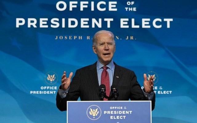 Biden anuncia apoyo por 1.9 billones de dólares ante covid-19 en EU
