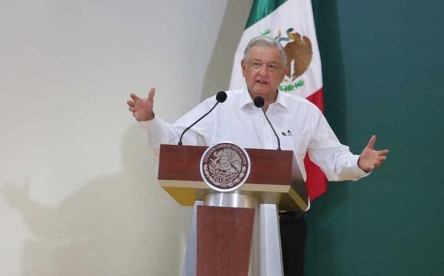 Con la Marina, aduanas y puertos mejorarán finanzas del país, afirma AMLO