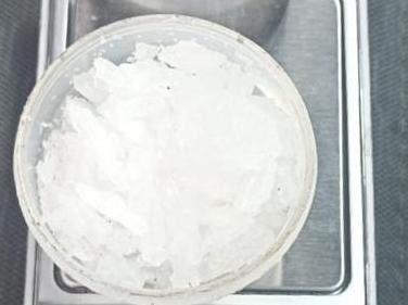 Detiene SSP a una en posesión de metanfetamina, en Morelia