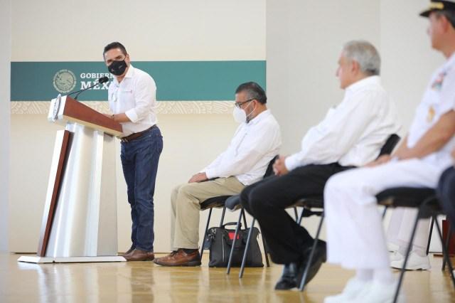 Federalización educativa de Michoacán será referente nacional: Silvano a AMLO