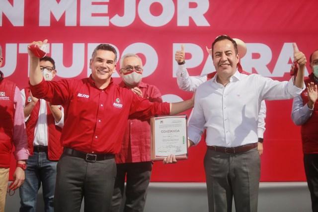 En Michoacán el PRI no va a retroceder, afirma dirigente nacional
