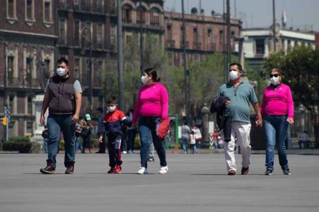 México acumula 169 mil 760 muertes por Covid-19