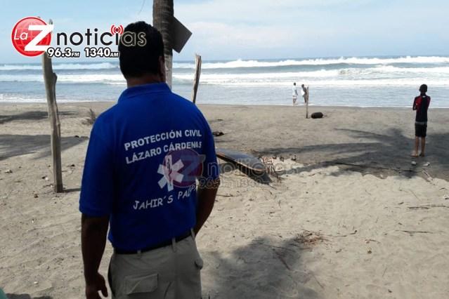Pescadores naufragan y son rescatados
