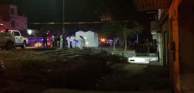 Asesinan a 2 hombres en la colonia Obrera de Morelia