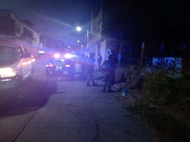 Fallece hombre en la colonia Lago 2, Morelia