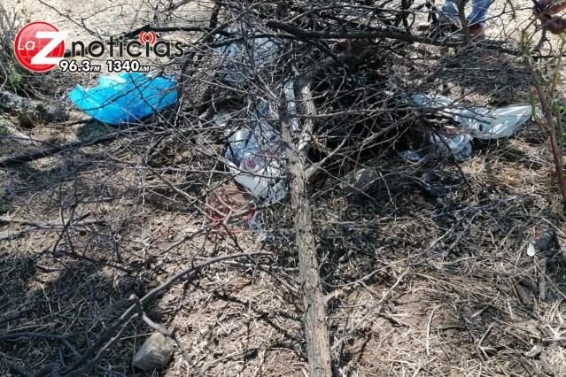 Era campesino el hombre decapitado en Tangamandapio