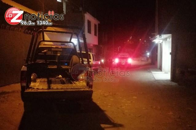 Pistoleros irrumpen en vivienda de Uruapan y asesinan a morador