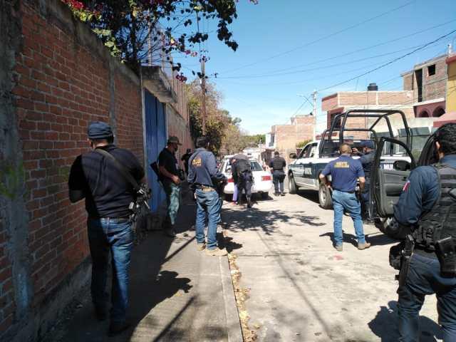 Avanzan operativos de seguridad en Morelia