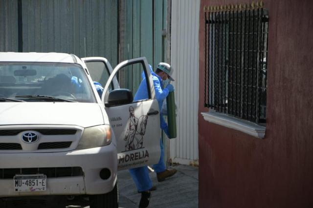 Prevalece apoyo del Gobierno de Morelia a ciudadanía por Pandemia