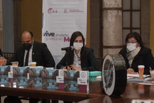 Gobierno de Morelia trabaja intensamente para reactivación económica