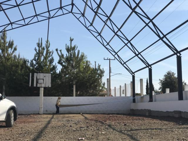 Con obras de infraestructura, desarrolla Gobierno de Morelia tenencias y comunidades
