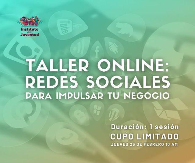 Brindará Gobierno de Morelia capacitación para el manejo de redes sociales como canales de venta