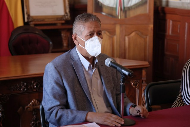 Humberto Arróniz instala Comité Seleccionador del Consejo Ciudadano