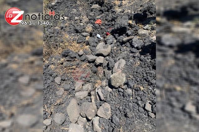 Localizan cadáver semienterrado en la comunidad de La Ladera