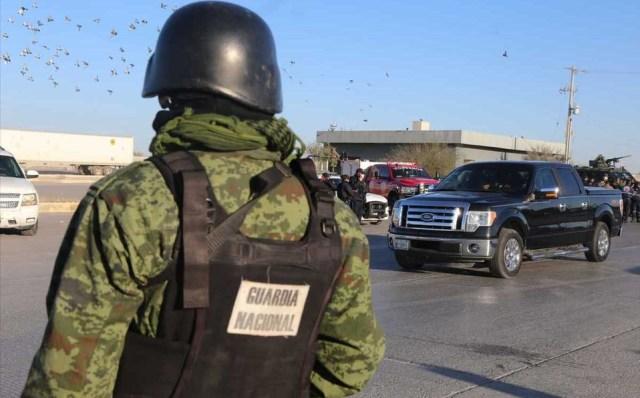 AMLO: Guardia Nacional cuidará a candidatos, si es necesario